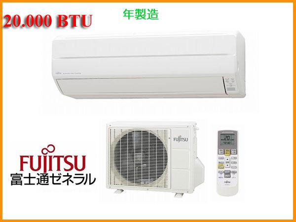 Điều hòa nhật bãi Fujitsu inverter 20.000 BTU