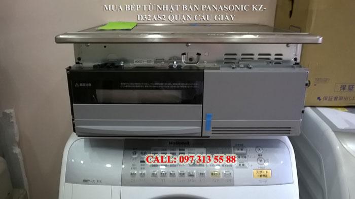 Bếp từ nhật bản panasonic KZ-D32AS2 Cầu Giấy