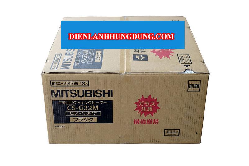 Bep tu noi dia nhat Mitsubishi csg-32m2